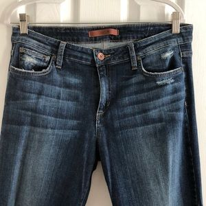 Joes Jeans - Distressed wash with holes